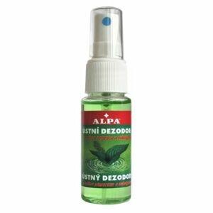 Alpa Dent ústny dezodorant zelený 30ml