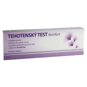 MedPharma Tehotenský test Komfort 2ks