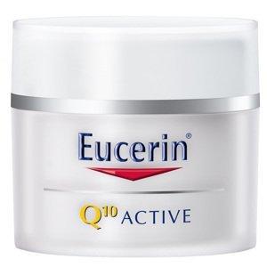 Eucerin Q10 ACTIVE denný krém proti vráskam vyhladzujúci na citlivú pokožku 50 ml