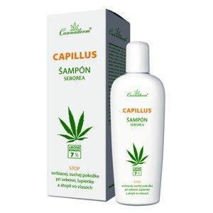 Cannaderm CAPILLUS šampón seborea 150ml