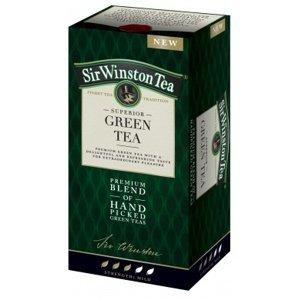 Sir Winston Tea SUPERIOR GREEN TEA zelený čaj 20x1,75 g