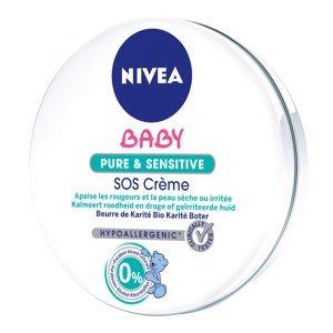 NIVEA BABY NUTRI SENSITIVE SOS KRÉM 150 ml