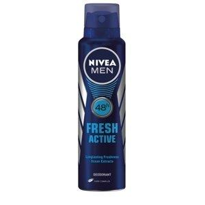 Nivea Men Sprej Deo Fresh Active 150ml