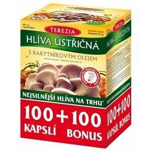 Terezia Hliva ustricovitá s rakytníkovým olejom 100+100 kapsúl