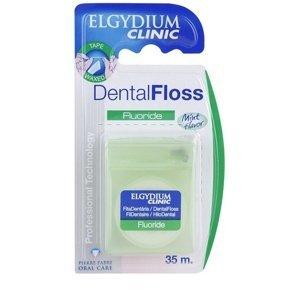ELGYDIUM CLINIC DentoFil dentálna niť voskovaná s fluoridom 35 m 1x1 ks