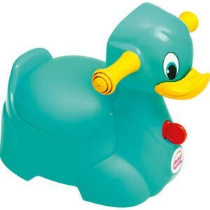 Nočník Quack tyrkysová 72