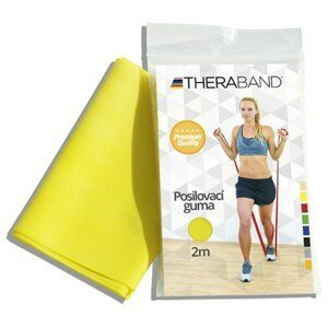 Thera-Band Posilňovacia guma 2m žltá (slabá) 1x1 ks
