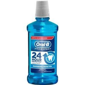 Oral-B Pro-Expert PROFESSIONAL PROTECTION ústna voda, Fresh mint, 1x500 ml