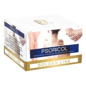 Golden Line PSORICOL kozmetická masť 50ml