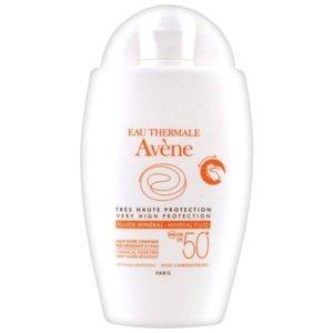Avene Minerálny fluid SPF50+ 40ml