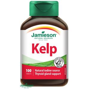 Jamieson Kelp morské riasy 650μg 100 tabliet