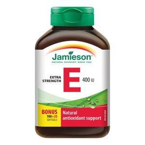 Jamieson Vitamín E 400IU 120 kapsúl