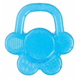BabyOno Hryzačka chladiaca kvet modrý