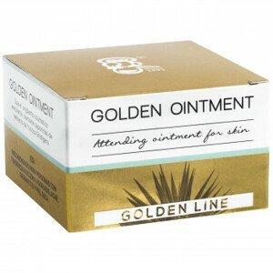 Golden Line Golden Ointment zvláčňujúca masť 50ml