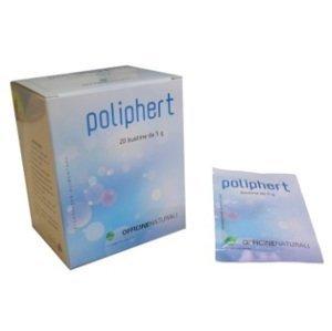 Poliphert prášok vo vrecúškach 20 ks