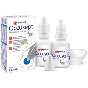 Phyteneo Occusept očné kvapky 2x20ml