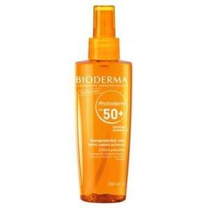 BIODERMA PHOTODERM BRONZ SPF 50+ suchý olej 200 ml