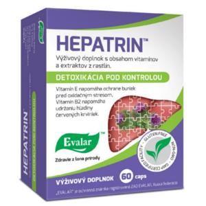 Evalar HEPATRIN 60 tbl