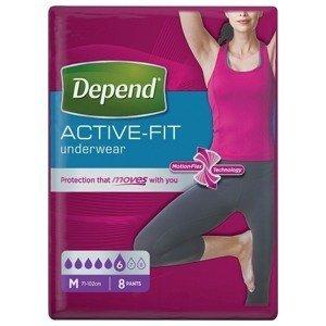 DEPEND ACTIVE-FIT M pre ženy 8 ks
