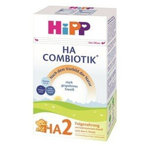 HiPP HA 2 Combiotiknásledná dojč. výživa1x500 g