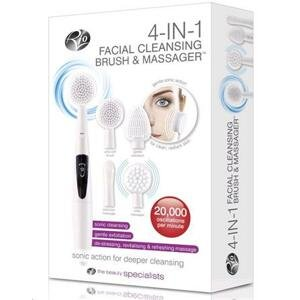 RIO 4 IN 1 Facial Cleansing Brush & Massager