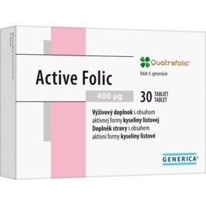 Generica Active Folic 30 tabliet