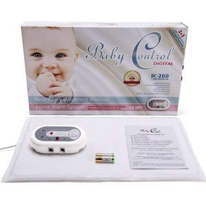 Monitor dychu Baby Control BC-200, ssenzorovou podložkou