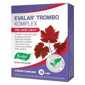 Evalar TROMBO Komplex 15 cps