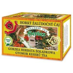 HERBEX Žalúdočný horký čaj 20x3g