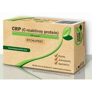 Rýchlotest CRP, samodiagnostický test z krvi