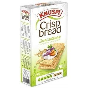 Knuspi Crispbread jarná zelenina 150g