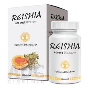 REISHIA 800 mg EXtractum 60 cps