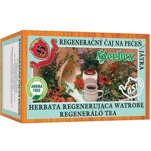 Herbex Regeneračný čaj na pečeň 20x3g