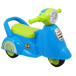 Detské Jezdítko so zvukom Baby Mix Scooter blue