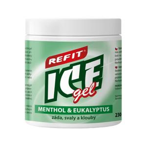 REFIT Ice Gel Mentol Eukalyptus 230ml