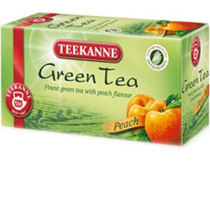 Teekanne Green Tea Broskyňa zelený čaj 20x1,75g