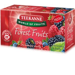 Teekanne Wof Forest Fruits ovocno-bylinný čaj 20x2,5g