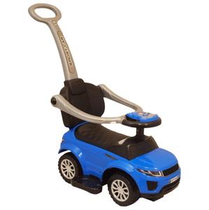 Detské hrajúce vozítko 3v1 Baby Mix modré