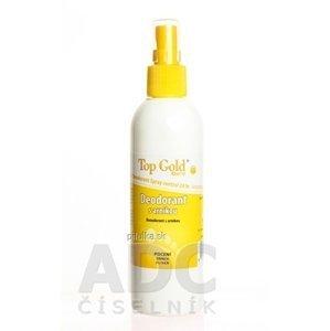 TOP GOLD Deodorant s arnikou+Tea Tree Oil sprej 150 g