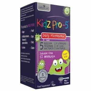 KIDZ PRO-5 mikrobiotiká - 5 miliárd baktérií - 8 kmeňov