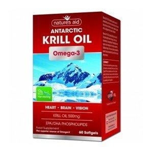 SUPERBA®KRILL Oil 500 mg (Omega 3) 60 softgels