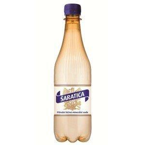 ŠARATICA - prírodná liečivá horká voda 500 ml