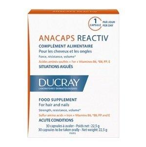 Ducray Anacaps Reactiv cps 3x30 cps