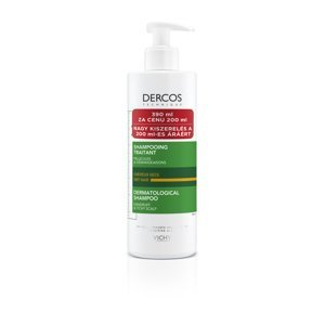 Vichy Dercos Anti-dandruff dry šampón proti lupinám na suché vlasy 390 ml
