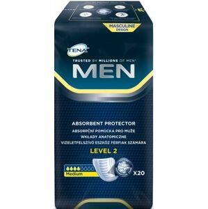 TENA Men Level 2 absorpčné vložky pre mužov Medium 20ks