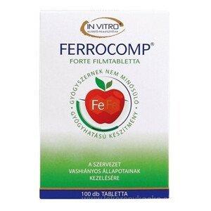 Ferrocomp forte 10mg 100 tabletiek