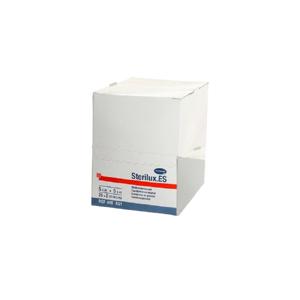 STERILUX ES STER. kompres sterilný so založenými okrajmi (5x5cm) 50ks
