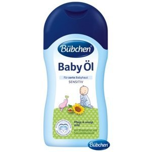 BUBCHEN BABY OLEJ 400 ml