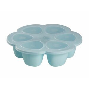 Multi-dávkovač na jedlo 6x150ml modrý