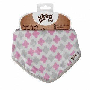 XKKO BMB Scandinavian Baby Pink Cross (1ks)